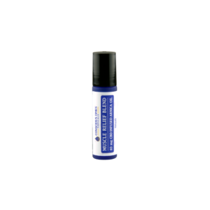 Conscious Times Topicals | Muscle Relief Blend Roll-On (40mg) - Mindful Medicinal Sarasota CBD