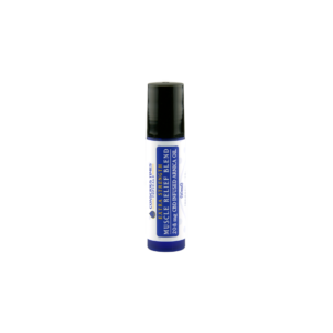 Conscious Times Topicals   Extra-Strength Muscle Relief Blend Roll-On (208mg) - Mindful Medicinal Sarasota CBD