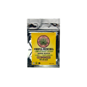 CBD Gummies | Orange - Mindful Medicinal Sarasota CBD