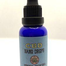1000mg Nano Drops - Mindful Medicinal Sarasota CBD