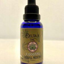 Mindful Medicinal's | 1000mg Delta 8 THC Tincture - Mindful Medicinal Sarasota CBD