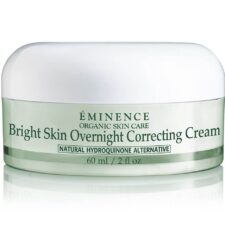 Eminence Organics | Bright Skin Overnight Correcting Cream - Mindful Medicinal Sarasota CBD
