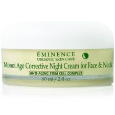 Eminence Organics | Monoi Age Corrective Night Cream For Face & Neck - Mindful Medicinal Sarasota CBD