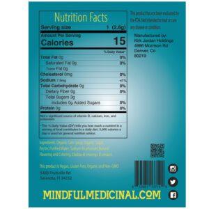 Delta 8 THC Gummies | Lemon - Mindful Medicinal Sarasota CBD